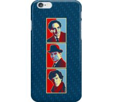 Sherlock Trilogy x3 - RYB iPhone Case/Skin