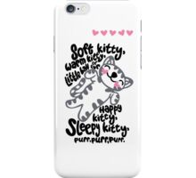 Soft Kitty HEART <3 - iPhone Case iPhone Case/Skin