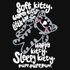 Soft Kitty HEARTs <3 - tee V2 by kinxx