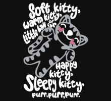 Soft Kitty HEARTs <3 - tee V2 T-Shirt
