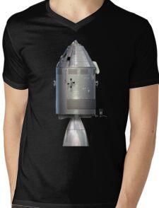 Apollo CSM Mens V-Neck T-Shirt