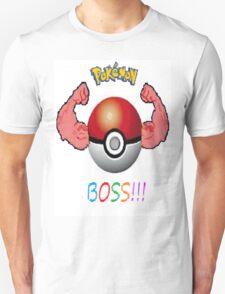 poke boss T-Shirt