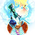 Skyward - The Legend of Zelda by mmishee