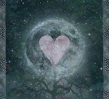 Moon Garden  by Emma  Wertheim