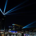 city of lights | brisbane festival | september 2012 by gary roberts