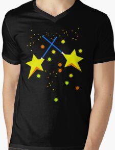 Literal Star Wars Mens V-Neck T-Shirt