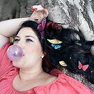 Gum Tree Maiden by Emma  Wertheim