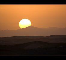 Sharjah Sunrise by BillyFish