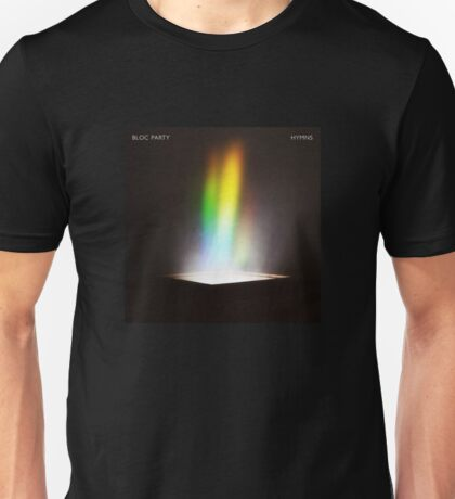 Bloc Party - Hymns Unisex T-Shirt