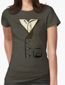 Where is Precious? Womens Fitted T-Shirt