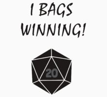 I Bags Winning! - DnD by Brother-Rhogar