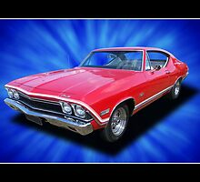 Chevelle Malibu by Keith Hawley