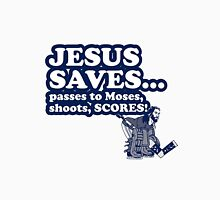 Funny Jesus Hockey Unisex T-Shirt
