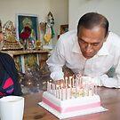 Heena's family birthday celebration #991 by laurabaker
