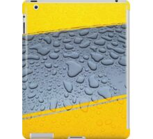 HDR Raindrops iPad Case/Skin