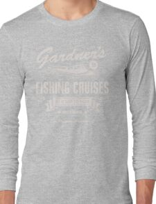 Gardner's Fishing Cruises Long Sleeve T-Shirt