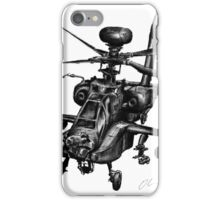 Ah-64D Apache Longbow iPhone Case/Skin