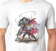 Tribute to Elric Brothers from Fullmetal Alchemist Unisex T-Shirt