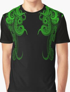 Green Tide Graphic T-Shirt