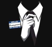 Hello my name is... by spyderjava