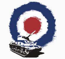 Tank Target by Troydo