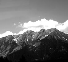 The Alps by aRj Photo