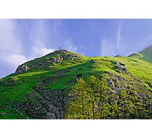 Thorpe Cloud Peaks, Dovedale  Photographic Print