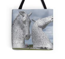 The Kelpies gifts , Helix Park, Scotland Tote Bag