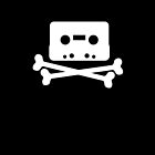 The Pirate Bay Jolly Roger by spyderjava