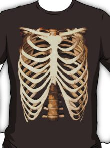 Skeleton Chest T-Shirt