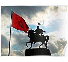 Kyrgyzstan Poster