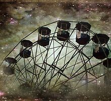 Astral Wheel by BillyFish