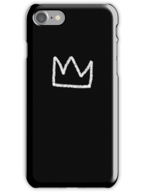 Crown in white by Erik Johnson