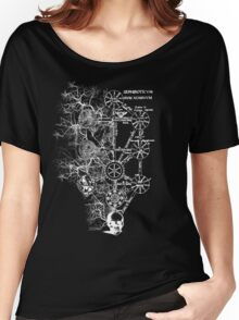 Memory of Forest- (Dark Shirts) Women's Relaxed Fit T-Shirt