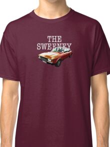 The Sweeney - Car Classic T-Shirt