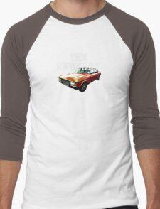 The Sweeney - Car Men's Baseball ¾ T-Shirt