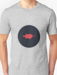 Red Dwarf Ship T-Shirt
