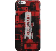 The Crimson Short One iPhone Case/Skin