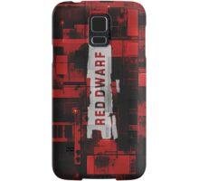 The Crimson Short One Samsung Galaxy Case/Skin