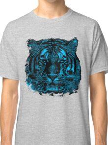 Tiger Face Close Up Classic T-Shirt