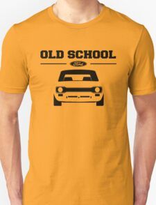 Ford Escort MK1 Men's Retro Car T-Shirt T-Shirt