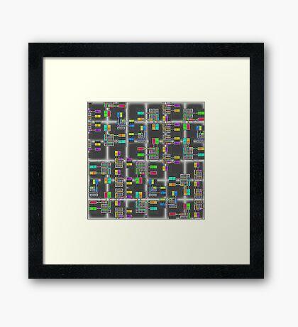 """""""Matrix Multiplication""""© Framed Print"""