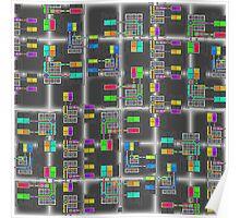 """""""Matrix Multiplication""""© Poster"""