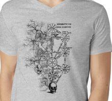 Memory of Forest- (Light Shirts) Mens V-Neck T-Shirt