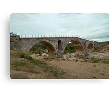 Pont Julien Canvas Print