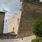Ansouis Ducal Castle by Jim Hellier