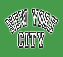 NEW YORK CITY, Classic Type Kids Clothes
