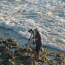 The Dedicated Photographer by Debbie-anne