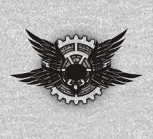 Hellfire Club Logo (black) by Dmitri Arbacauskas