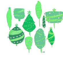 Christmas Trees by hopemmyers
